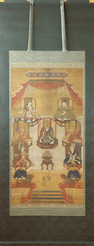 山王曼荼羅図