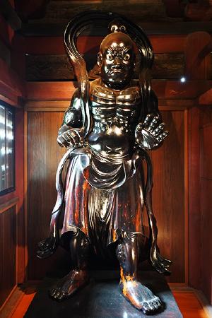 金剛力士立像(仁王立像)